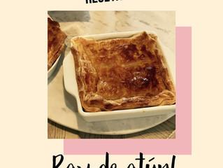 Pay de Atun / Tuna Pie recipe