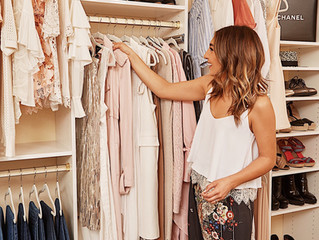 Closet Reveal with California Closets!