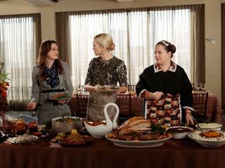 Finding Thanksgiving