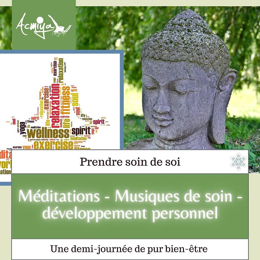 Méditation - Musique de soin - Développement Personnel Manosque