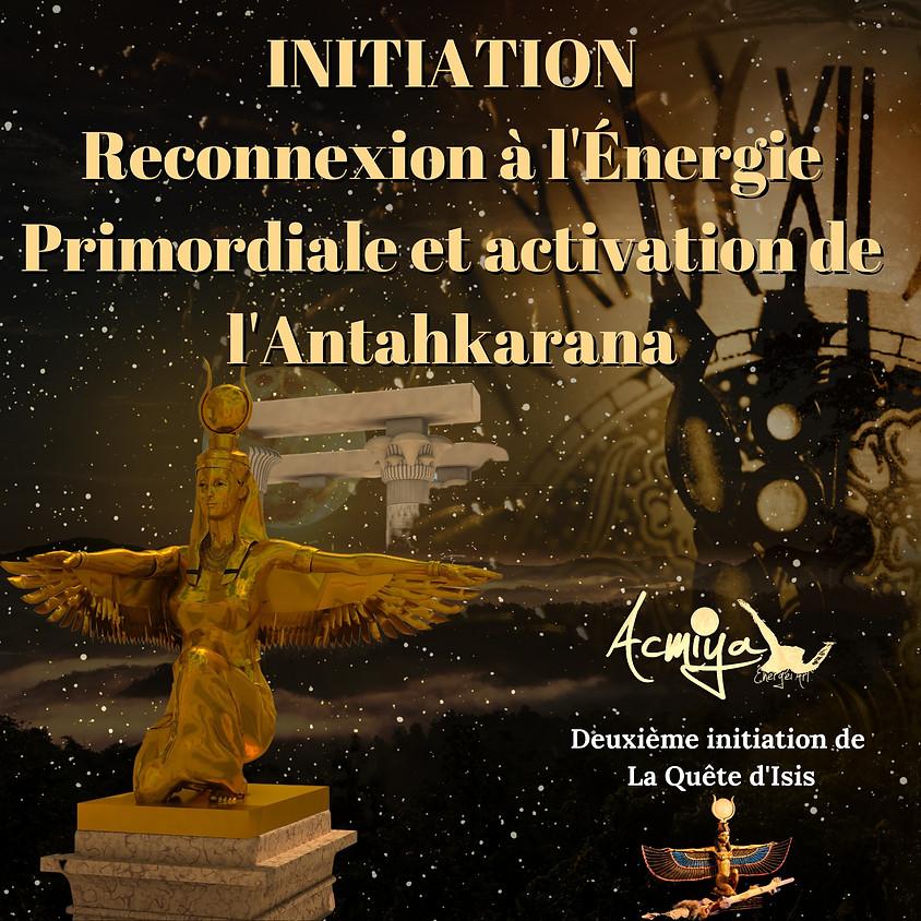 Initiation : La Grande reconnexion à l'Énergie Primordiale