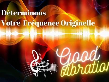 """Déterminer votre propre """"fréquence"""" et créer VOTRE musique d'harmonisation : C'est notre défi !"""