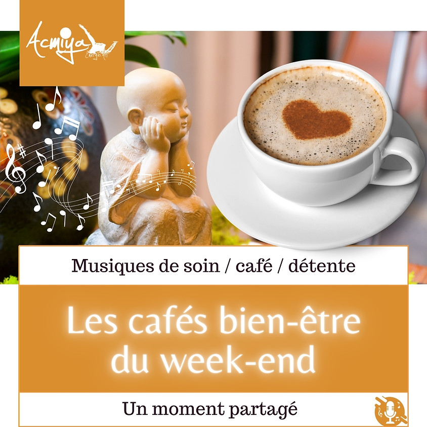 Les cafés / musique / détente du week-end Acmiya à Manosque