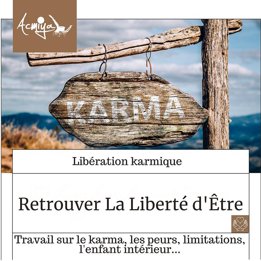 STAGE SOINS ÉNERGÉTIQUES MANOSQUE - PACA - Libération karmique et harmonisation 