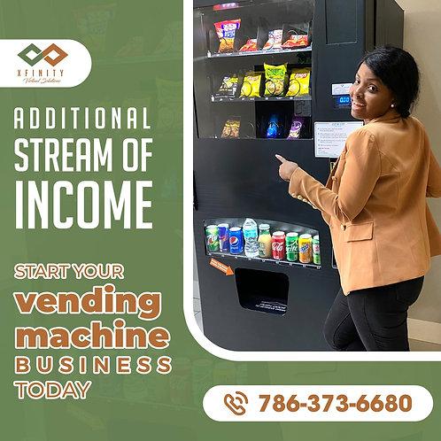 Vending Machine Locations