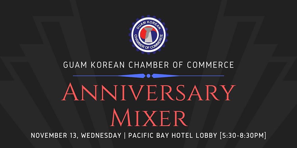 Anniversary Mixer