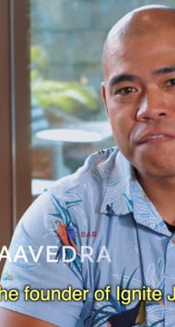 Ignite Juice Bar - Founder's Story