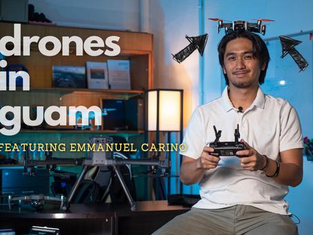 Drones in Guam   Pilot Feature   Emmanuel Carino