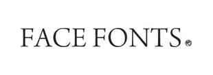 FaceFonts(フェイスフォント)