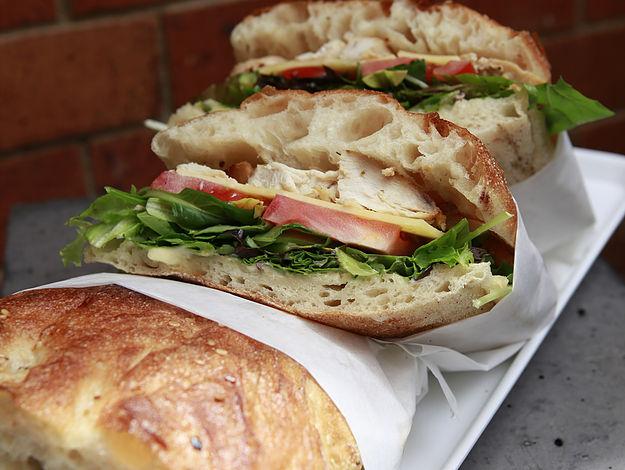 Assorted Gourmet Sandwiches