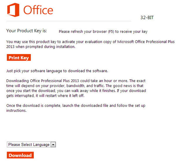 product keys for office 2013 professional plus