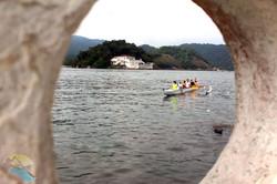 Canoagem em Santos