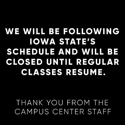 Campus Center Closed.jpg