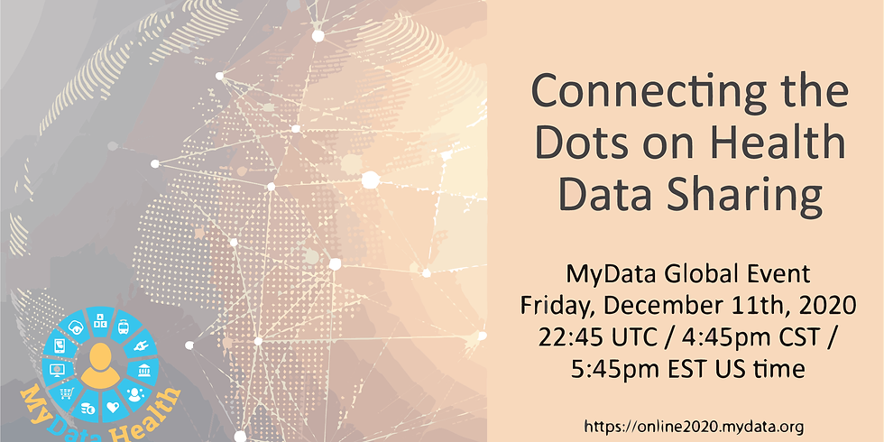 Connecting the Dots on Health Data