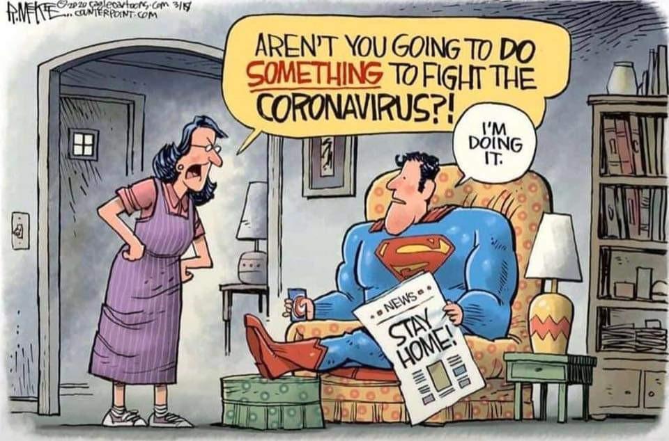Image result for coronavirus jokes