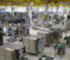 Packaging machinery plants