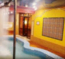 сауна, бассейн