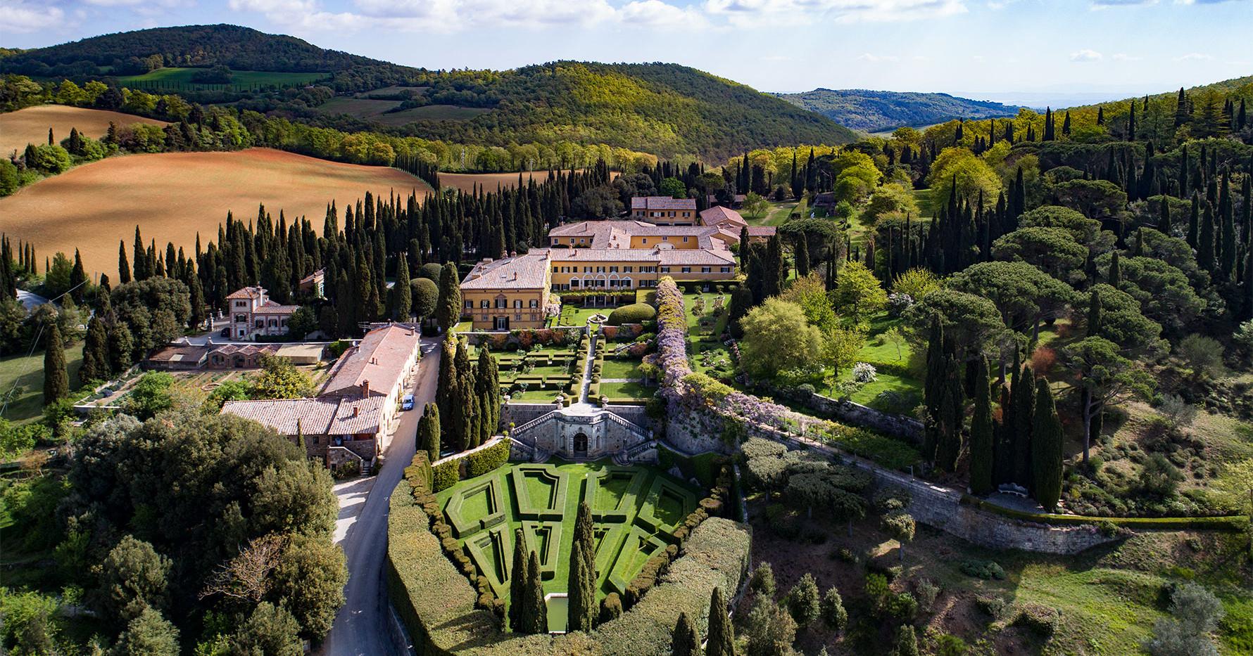 La Foce Italy