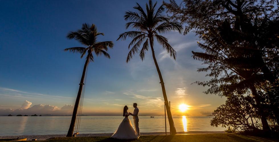 Fairytale Wedding Koh Samui