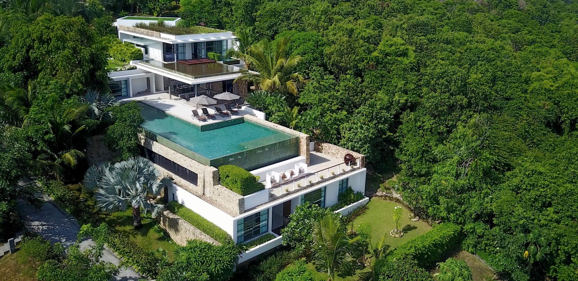 Villa Photo - Samujana Villas - Samui -