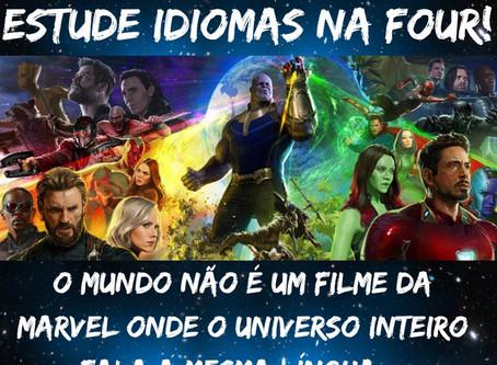 O Mundo não é um Filme da Marvel...
