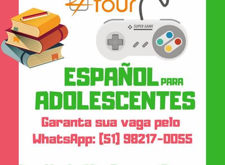 Espanhol para adolescentes