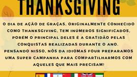 Thanksgivin