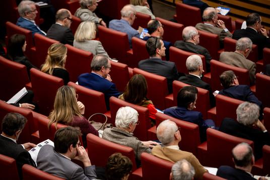 Photographie de Conférence et Séminaire