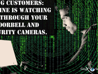 Ring Doorbell's Ukraine Office Has Access To Customer Video Streams