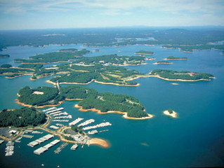 Army Corps of Engineers Permits Security Cameras at Lake Lanier in Georgia