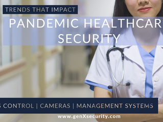 Trends That Enhance Healthcare Security Today