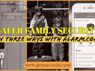 Three Big Ways Smart Home Security Keeps Your Family Safer
