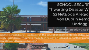 South Carolina School District Gets Proactive About Integrated Access Control Security
