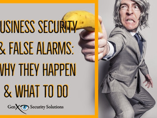 Reducing Business Security False Alarms