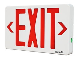 TP Exit Sign Fire - GenX Security Soluti