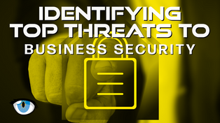 Common Threats to Your Physical Security and Assessing Your Risk Level
