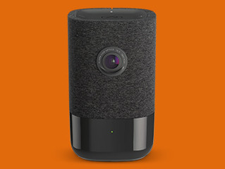 New Wide-Angle 180° HD Indoor Security Camera Coming Soon!