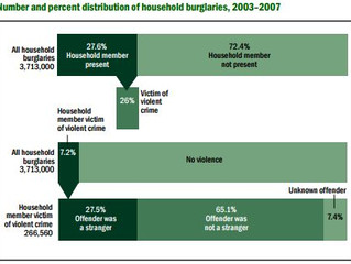 U.S. DOJ National Burglary Victimization Survey