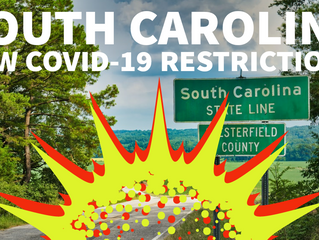 COVID-19 Restrictions Imposed in South Carolina