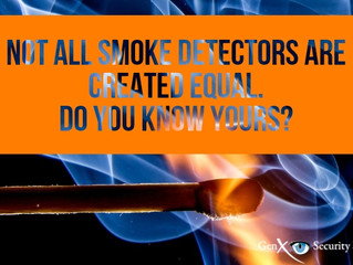Not All Smoke Detectors Are Created Equal. Get To Know Yours.