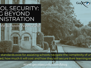 Developing an Integrated K-12 School Security Strategy and Standards