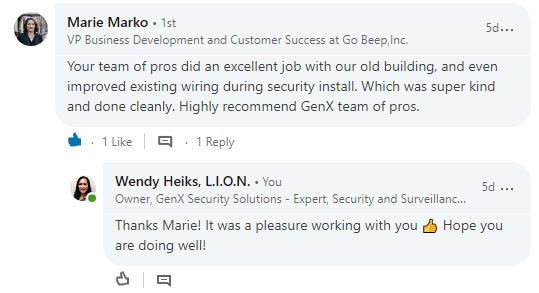 02.10.20 - Testimonial from Marie Marko