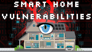 Securing Your Smart Home From Hacking Vulnerabilities