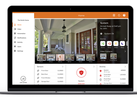 Alarm.com Launching New Intuitive Design Website This October for Customers
