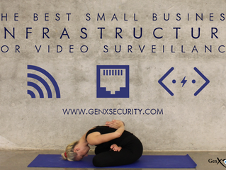 The Best Small Business Infrastructure for Video Surveillance