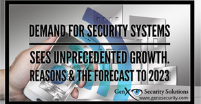 Soaring Security System Demand As Urbanization Expands