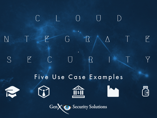 Five Cloud-Managed Security Use Case Examples