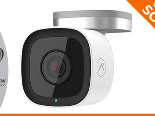New Outdoor Wi-Fi Security Camera + High Dynamic Range Coming Soon!