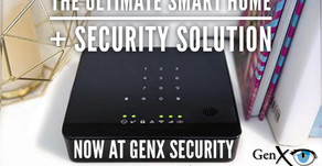GenX Security Now Offering iotega with Alarm.com: Ultimate Smart Home Hub