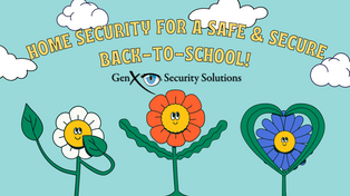Home Security Tips for a Safe and Secure Return to School